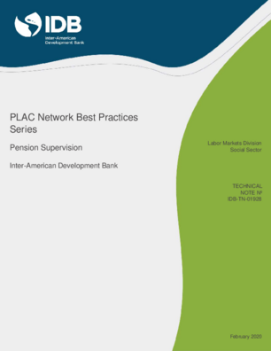 PLAC Network Best Practices Series: Pension Supervision